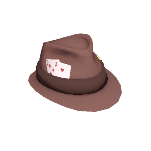 Unusual Hat of Cards Dead Presidents