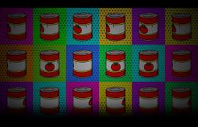 Soup-Pop-Art