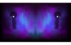 Seen Nebula Purple