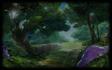 Rune Girl - Forest park