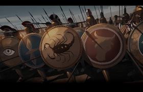 Hoplites ready