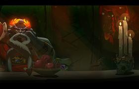 Hade Animated Background