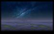 Lavender Field - Night