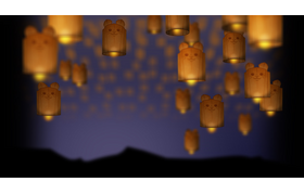 Lunar New Year 2020 - Lanterns