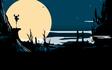 Moonlit Journey