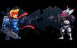 Zed Vs Commando Background