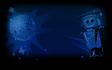 Disco Dodgeball - Team Blue