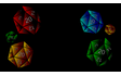 A Bunch of D20s