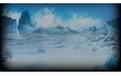 Icy Plains background