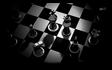 Metal Chess Board