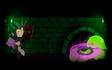 Nightblade vs Slime Boss