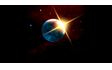 Planet Leto Sunrise