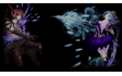Demon Ryuu and Demon Luna Background