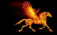 Element of Fire Pegasus