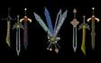 Custom swords