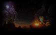 SWD2: Title screen