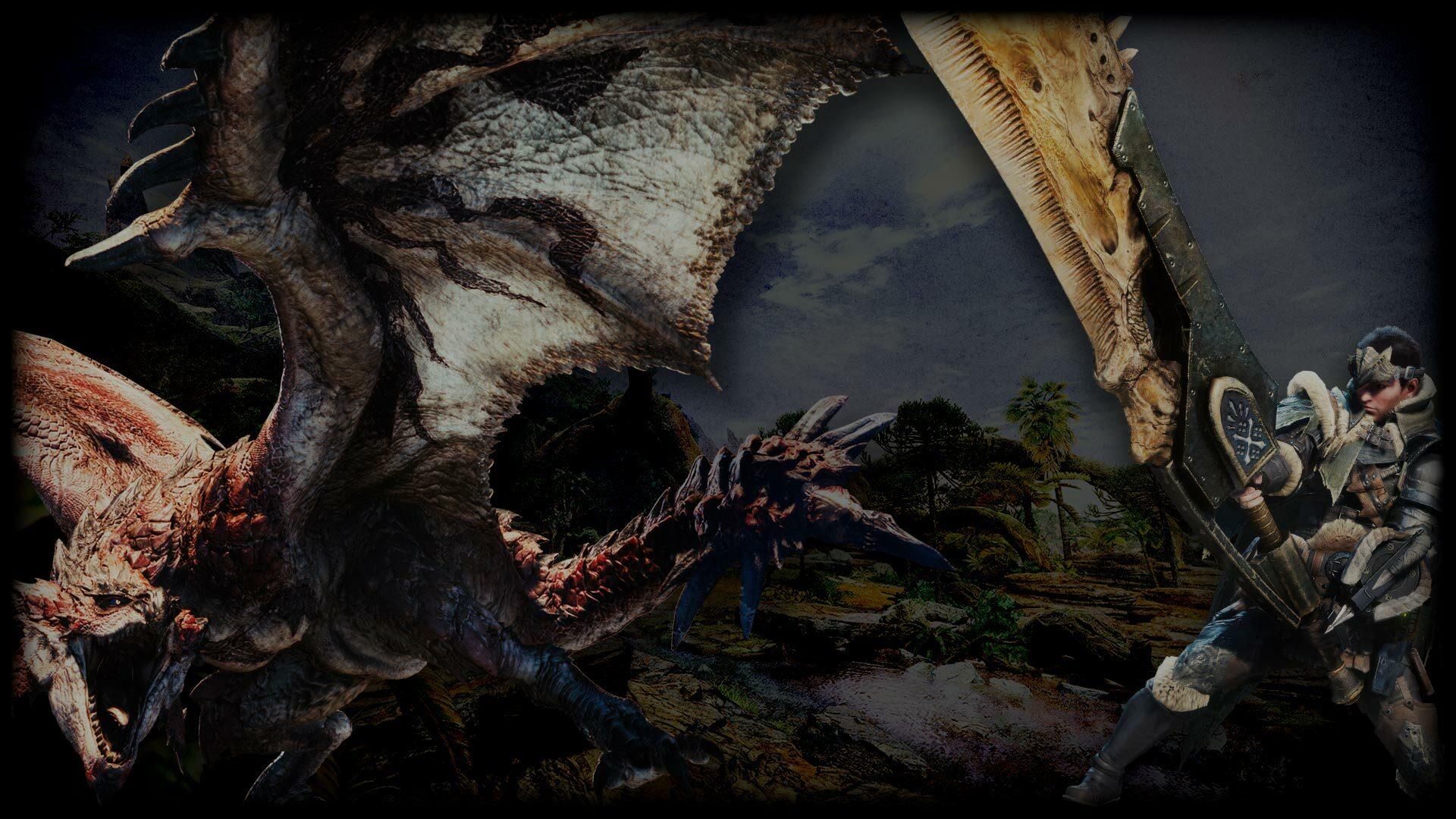 Showcase Monster Hunter World
