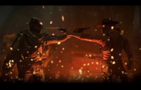 The Double Gunslinger
