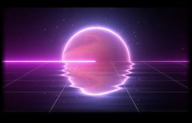 RetroWave Planet