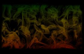 Animated Rasta Haze