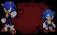 Sonic & Classic Sonic
