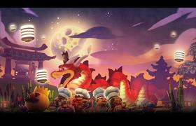 Overcooked Moon Festival