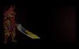 Thyr, Sworn Blade