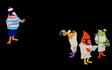 Birds of the Teapukitan Islands